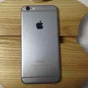 IPhone 6, 16GB Space Gray Neverlock