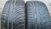 Бу Шины Michelin Pilot Alpin pa4 225/40R18 зима 2 штуки