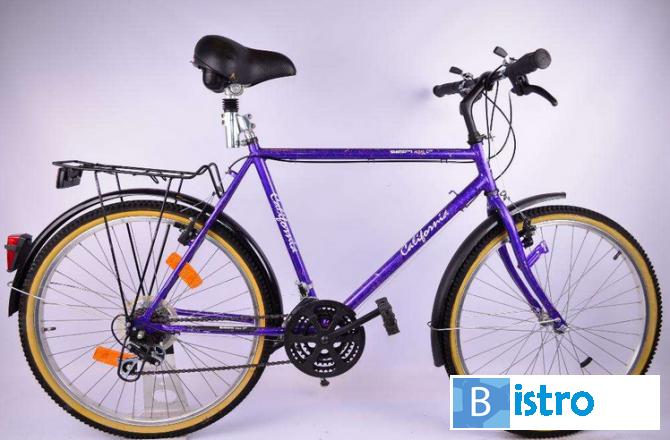 Продам горный велосипед БУ