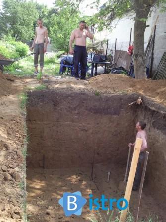 Как сделать картофельную яму 678